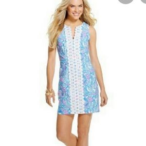 Lilly Pulitzer Dresses - NWT Lilly Pulitzer Fans Dress